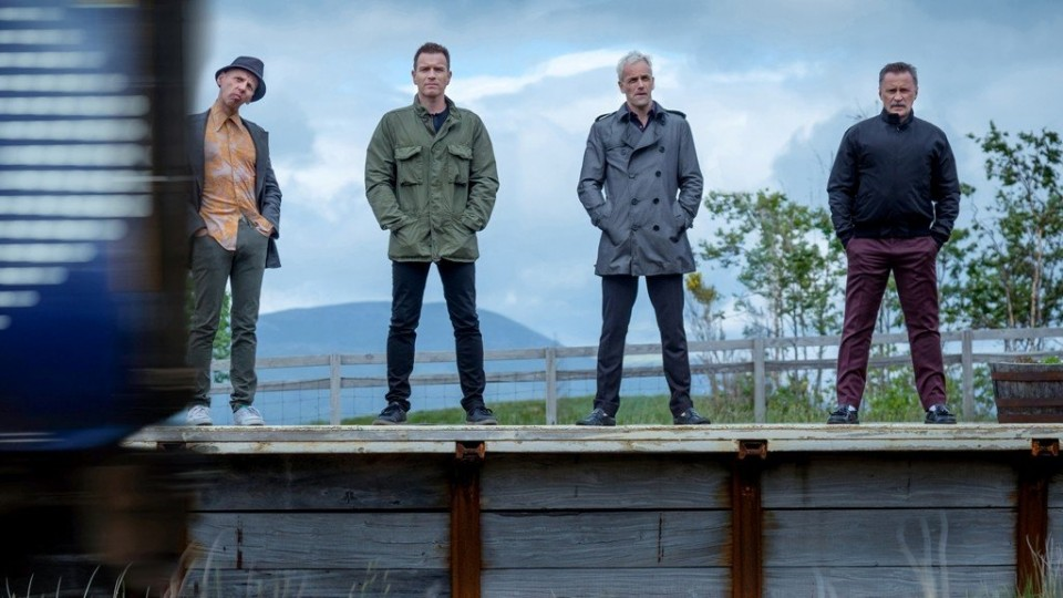 T2: Trainspotting:  Trailer Italiano