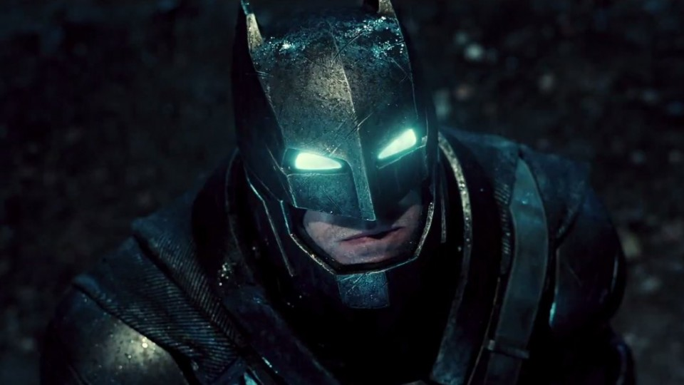 Batman v Superman: Dawn of Justice:  Primo Trailer Italiano