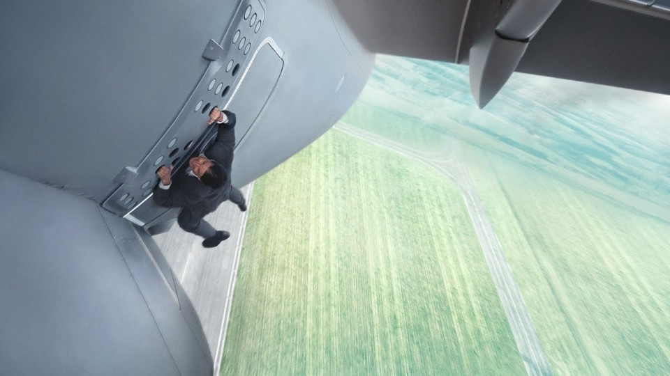 Mission: Impossible - Rogue Nation:  Teaser Trailer