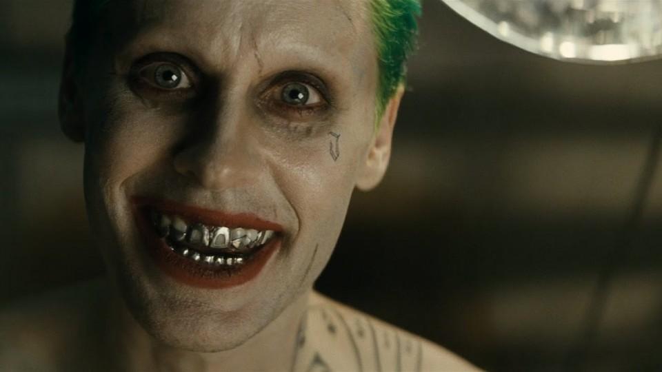 Suicide Squad:  Comic-Con Trailer Italiano