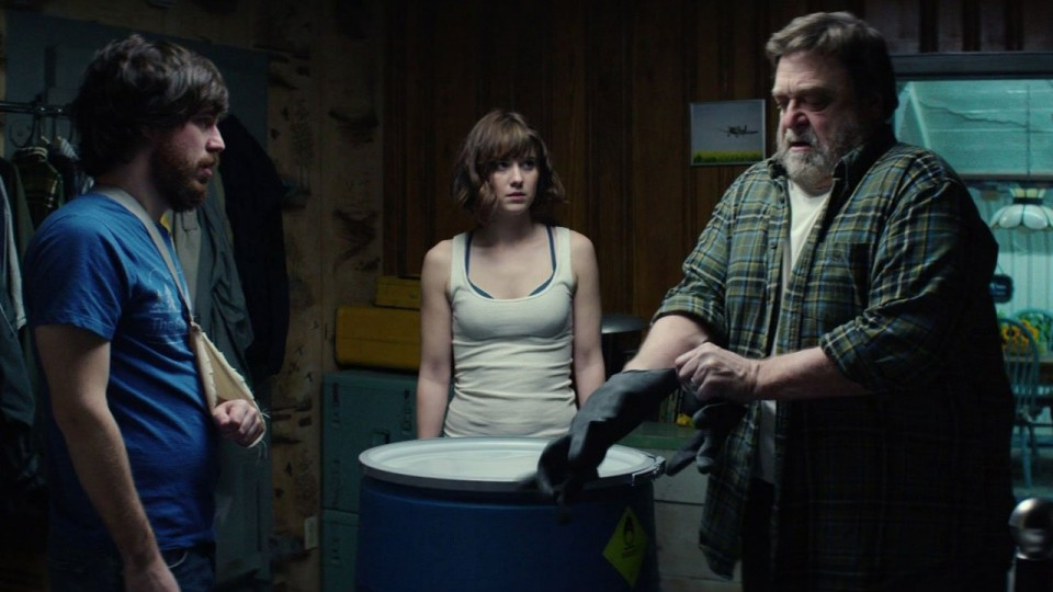 10 Cloverfield Lane:  Spot TV - SuperBowl
