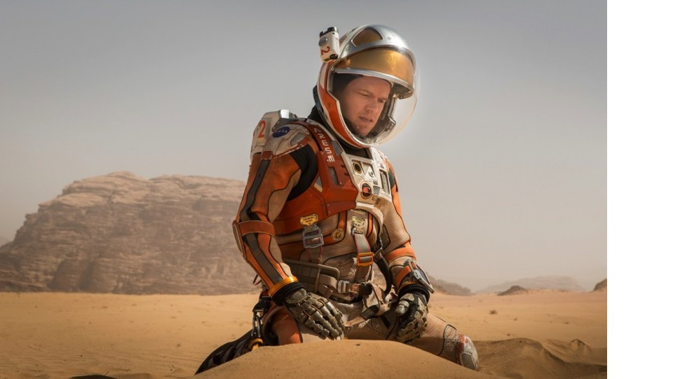 Sopravvissuto: the Martian:  Primo Trailer Italiano