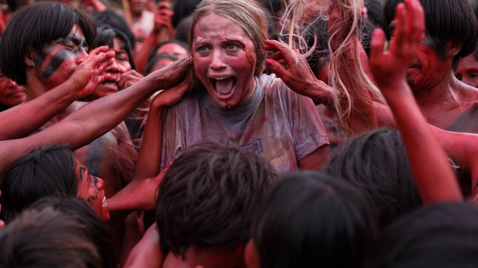 Green Inferno:  Full Trailer