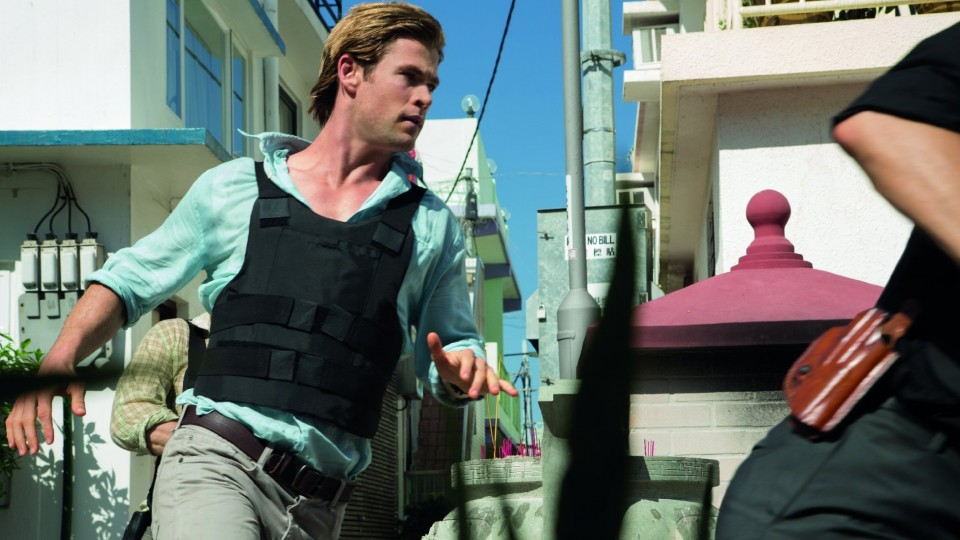 Blackhat:  Trailer Italiano