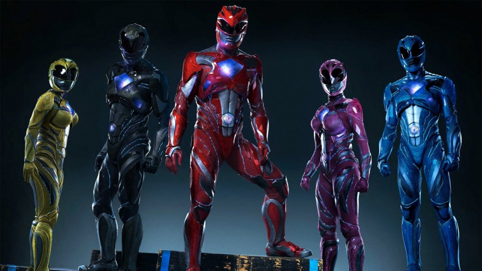 Power Rangers:  Teaser Trailer