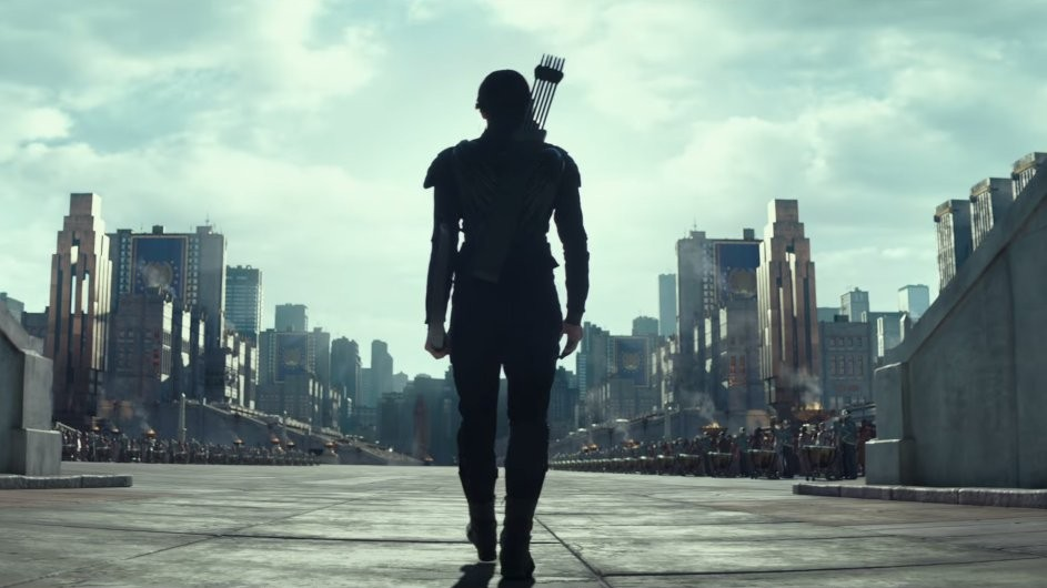 Hunger Games: il Canto della Rivolta - Parte 2:  Full Trailer