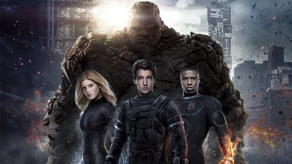 Fantastic 4 - i Fantastici Quattro:  Full Trailer Italiano