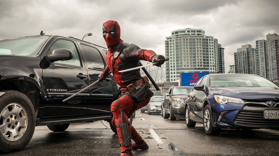 Deadpool:  Trailer Italiano Senza Censure