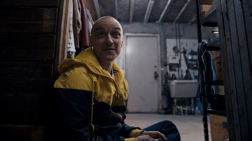 Split:  Full Trailer Italiano