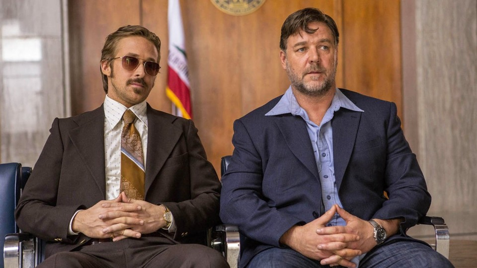 The Nice Guys:  Trailer Italiano