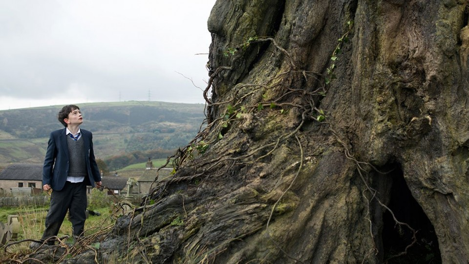 A Monster Calls:  Teaser Trailer