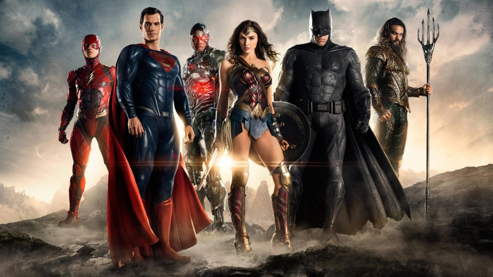 Justice League:  Teaser Trailer Italiano del Comic-Con