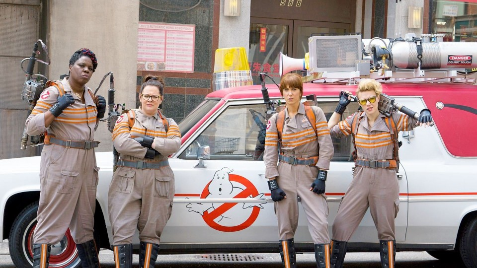 Ghostbusters:  Primo Trailer