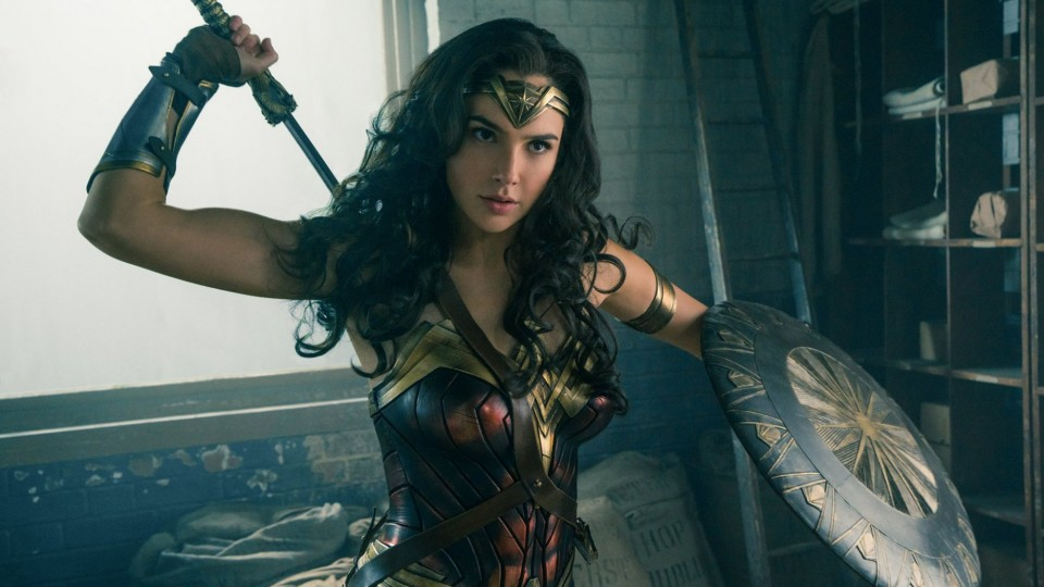 Wonder Woman:  Comic-Con Trailer Italiano