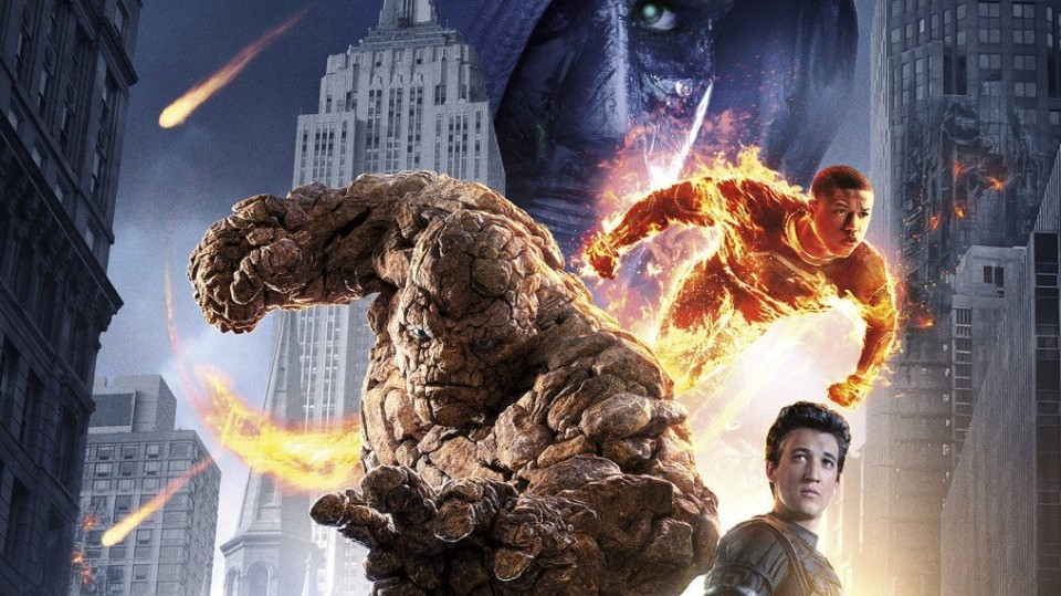Fantastic 4 - i Fantastici Quattro:  Final Trailer Italiano