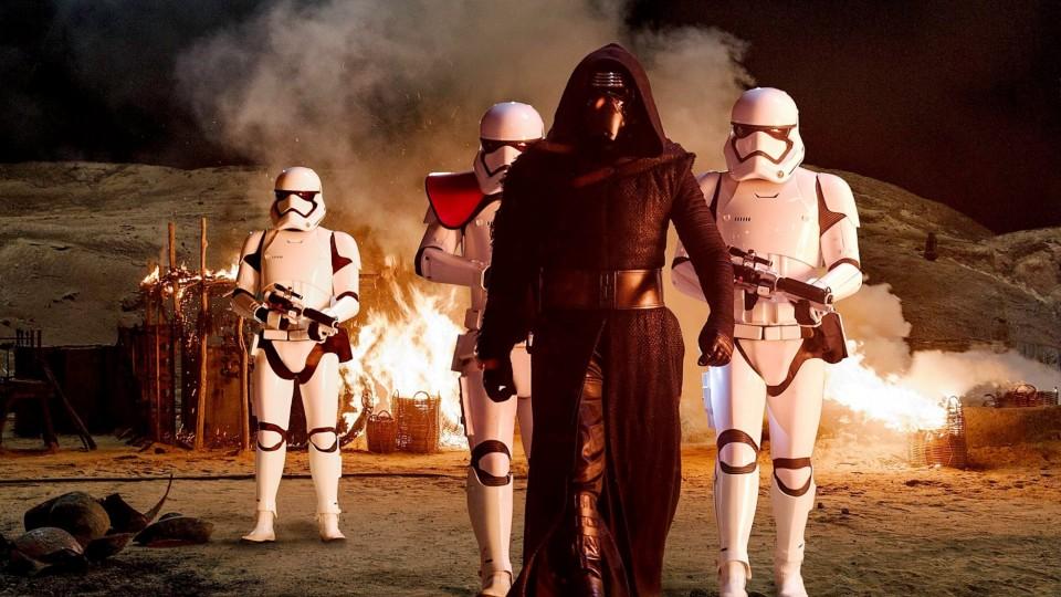 Star Wars: il Risveglio della Forza:  Spot Tv in Italiano - 2