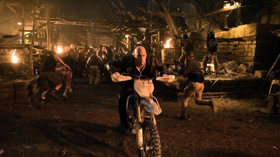 Xxx: il Ritorno di Xander Cage:  Full Trailer Italiano