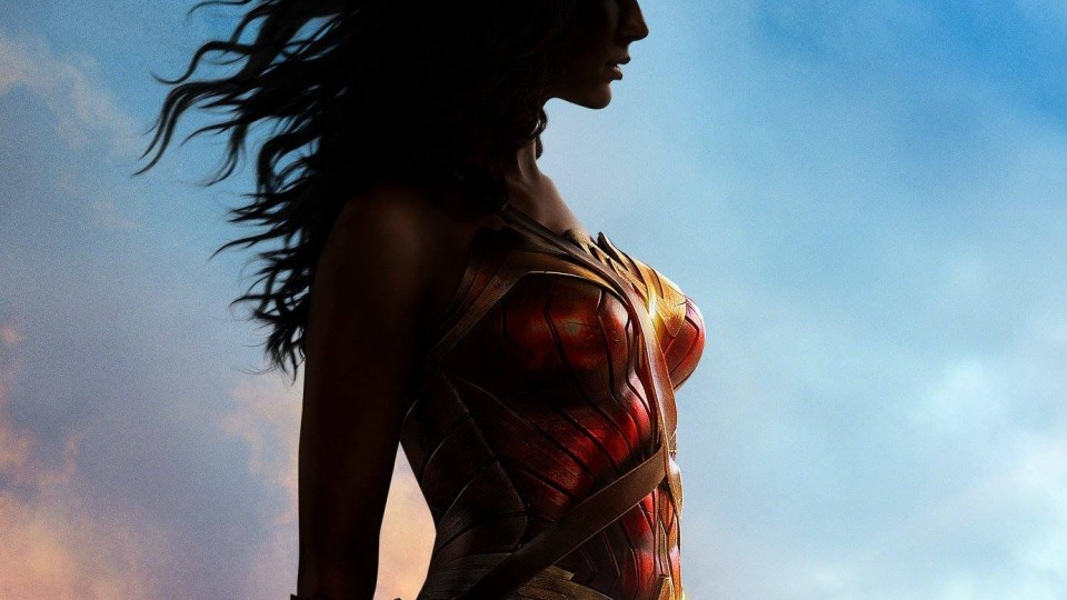 Wonder Woman:  Comic-Con Trailer
