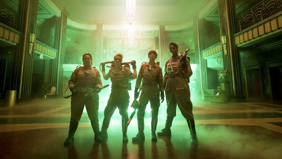 Ghostbusters:  Primo Trailer Italiano