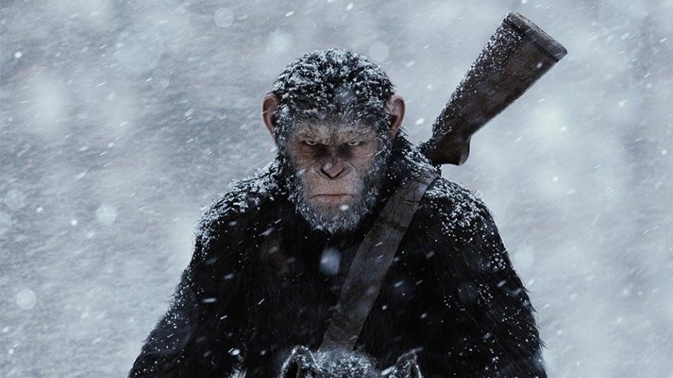 War - il Pianeta delle Scimmie:  Trailer Italiano