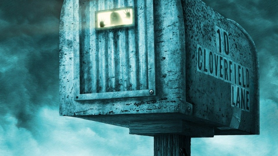 10 Cloverfield Lane:  Trailer Italiano