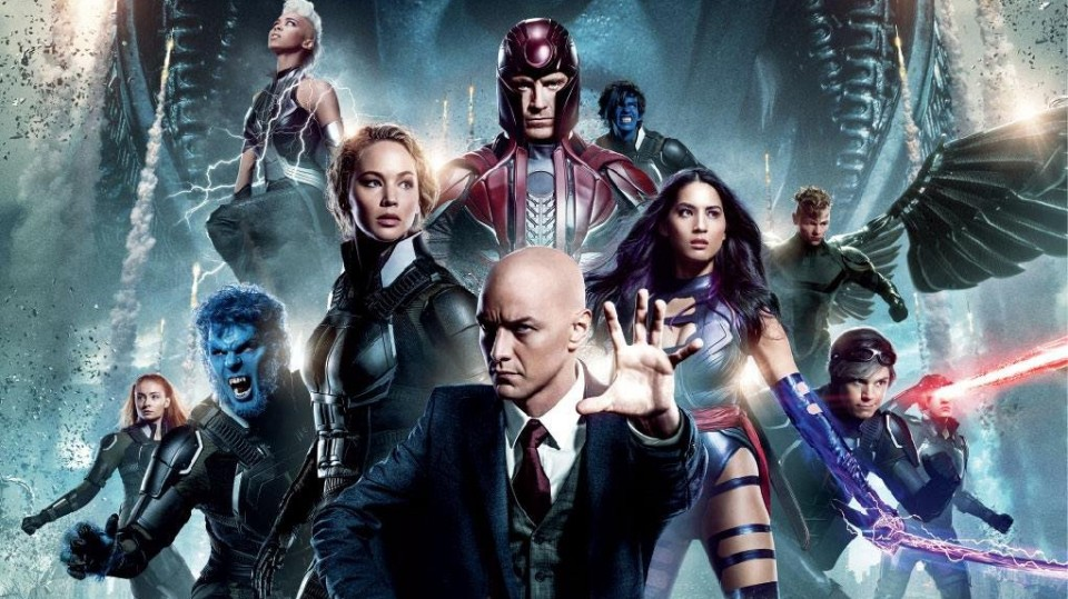 X-men: Apocalisse:  Final Trailer Italiano