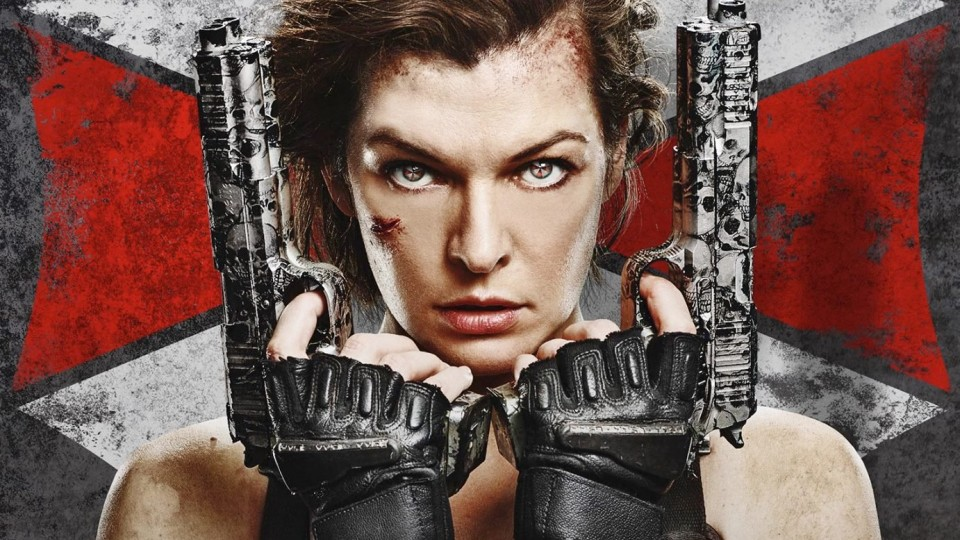 Resident Evil: The Final Chapter:  Trailer Italiano