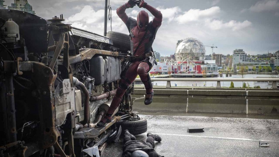 Deadpool:  Trailer Italiano