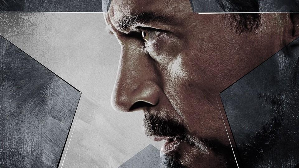 Captain America: Civil War:  Promo #TeamIronMan
