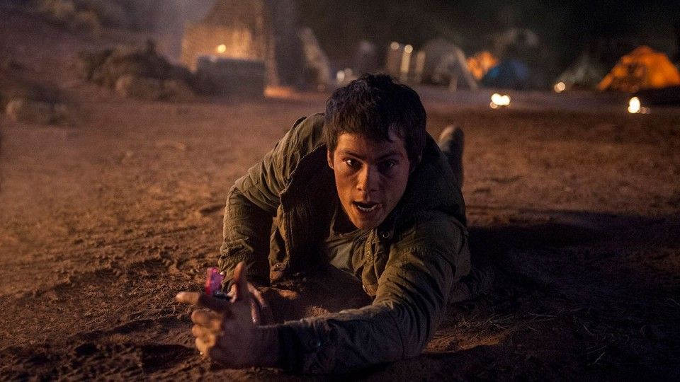 Maze Runner: La Fuga:  Full Trailer Italiano