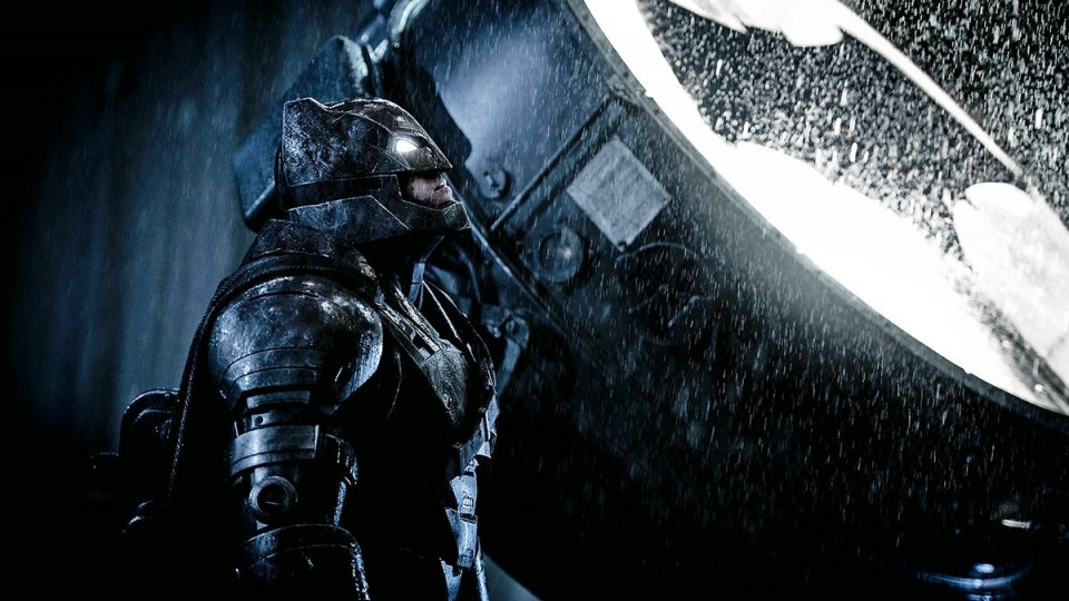 Batman V Superman: Dawn of Justice:  Full Trailer Italiano