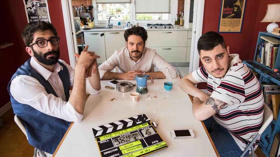 The Pills - Sempre Meglio Che Lavorare:  Trailer