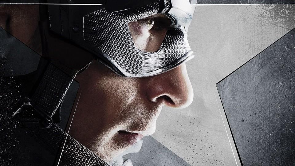 Captain America: Civil War:  Promo #TeamCap