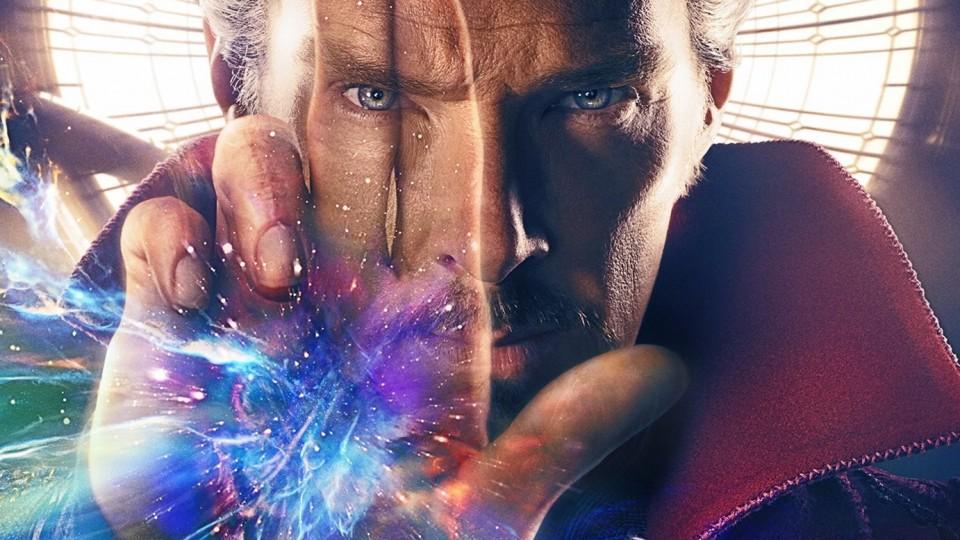 Doctor Strange:  Teaser Trailer Italiano