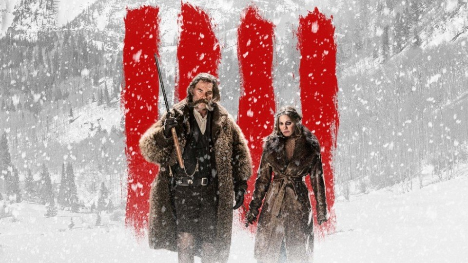 The Hateful Eight:  Teaser Trailer