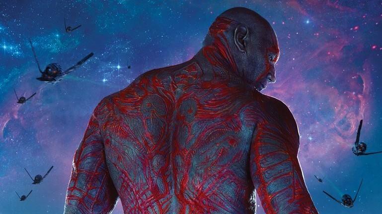 Guardiani della Galassia:  Scopri i Guardiani - Drax
