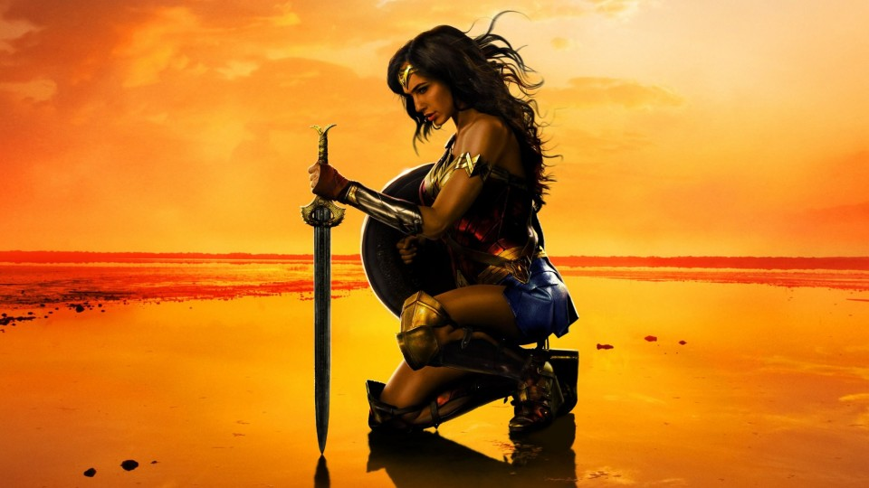Wonder Woman:  Full Trailer Italiano