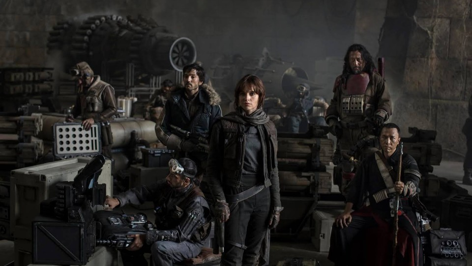 Rogue One: a Star Wars Story:  Teaser Trailer