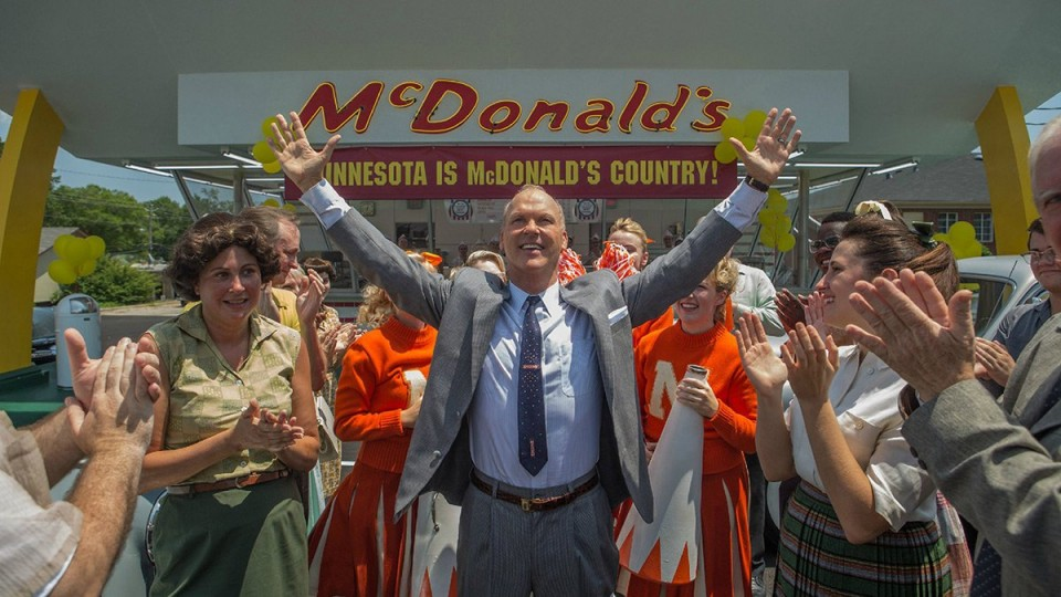 The Founder:  Trailer Italiano