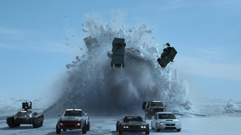 Fast & Furious 8:  Final Trailer Italiano