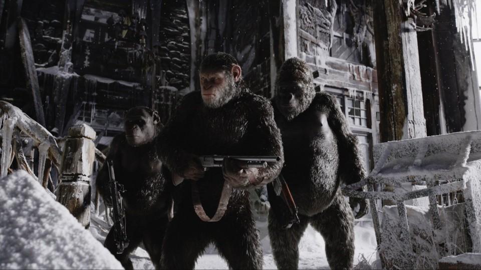 The War - il Pianeta delle Scimmie:  Full Trailer Italiano