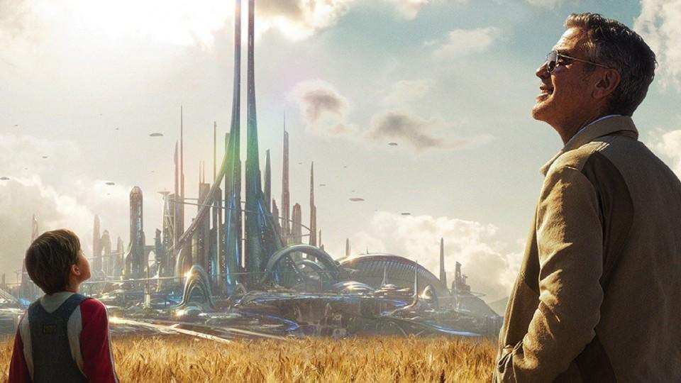 Tomorrowland - il Mondo di Domani:  Teaser Trailer Italiano