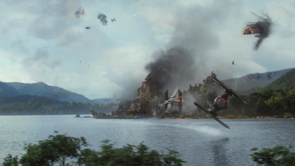 Star Wars: il Risveglio della Forza:  Spot Tv Esteso in Italiano - 3