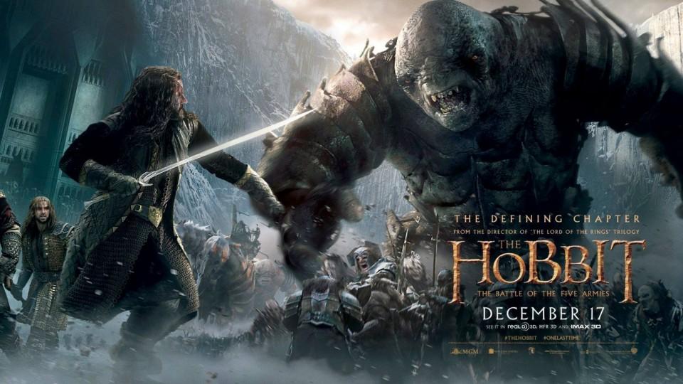 Lo Hobbit: la Battaglia delle Cinque Armate:  Spot TV - 2