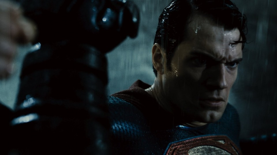 Batman v Superman: Dawn of Justice:  Final Trailer Italiano