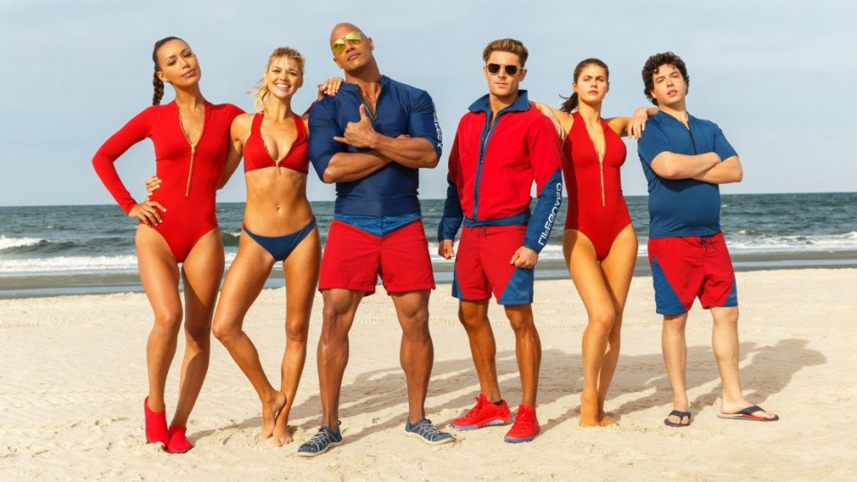 Baywatch:  Trailer Italiano