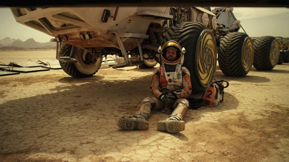 Sopravvissuto: the Martian:  Full Trailer