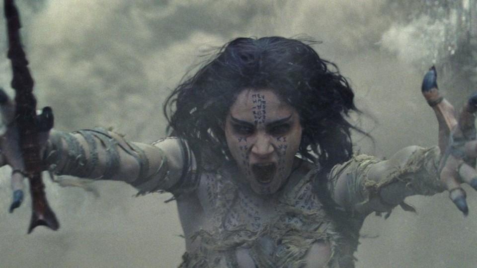 La Mummia:  Trailer Italiano