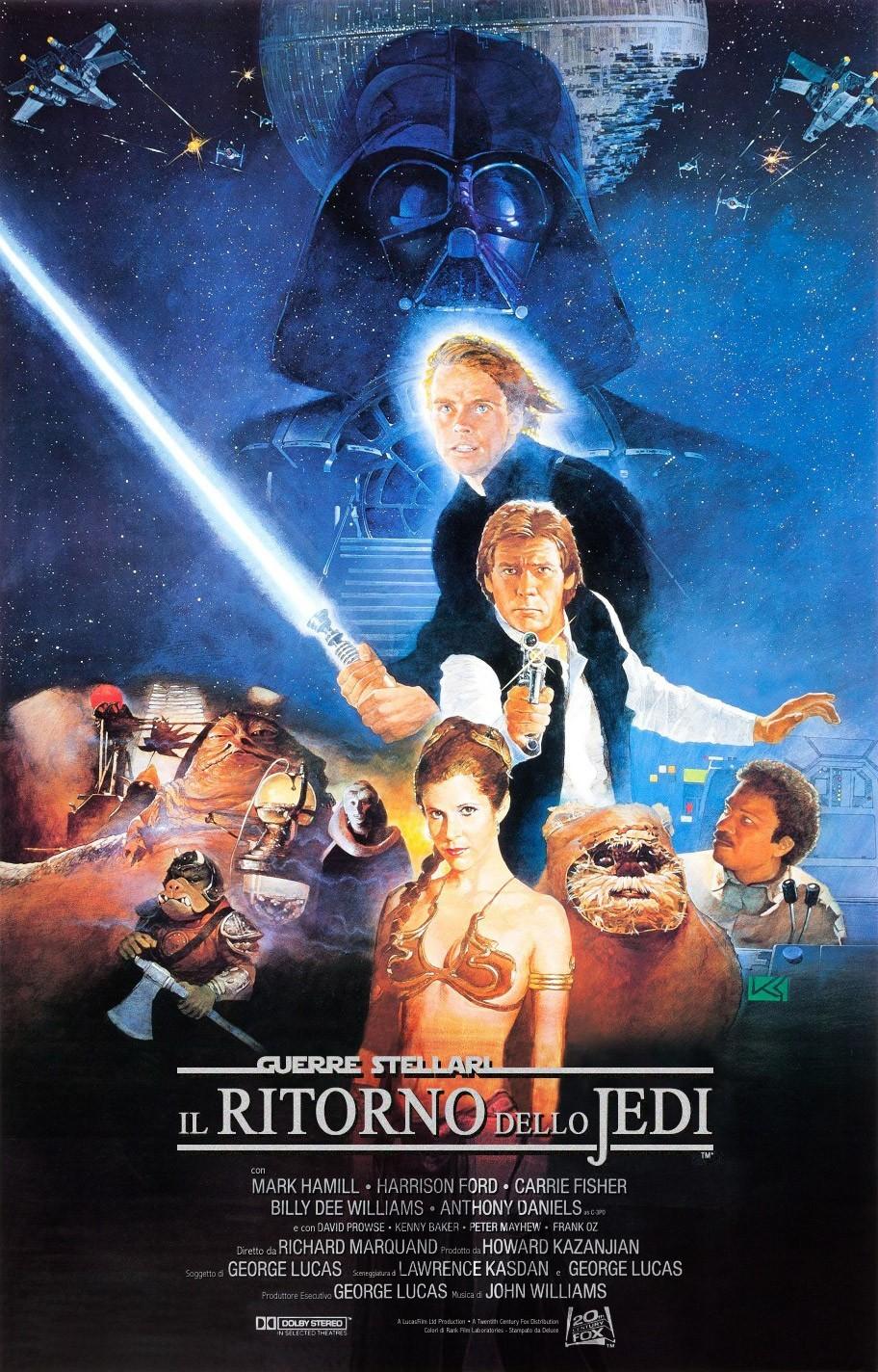 Star Wars: Epidosio Vi - il Ritorno dello Jedi