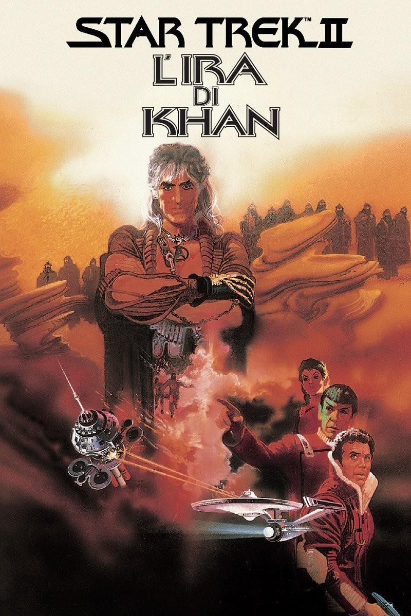 Star Trek Ii: L'ira di Kahn